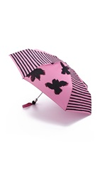 Marc By Marc Jacobs Grand Painted Flower Umbrella Hysop Pink Multi