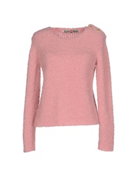 Cycle Sweaters Pink