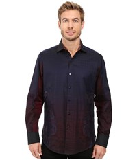 Robert Graham Limited Edition Long Sleeve Woven Shirt Multi Men's Long Sleeve Button Up