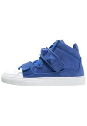 Giacomorelli Larry Hightop Trainers Blue