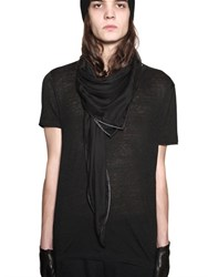 John Varvatos Modal And Cashmere Blend Scarf