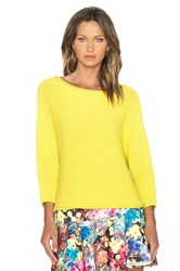 Essentiel Gym Tonic Sweater Yellow