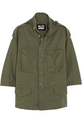 Nlst M65 Hooded Cotton Jacket