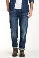 Lucky Brand 429 Classic Straight Jean 30 32' Inseam Blue