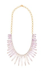 Irene Neuwirth Rose Of France Necklace Rose Gold