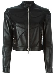 Dsquared2 Cropped Jacket Black