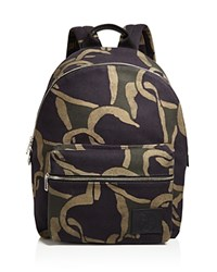 Paul Smith Printed Backpack Multi