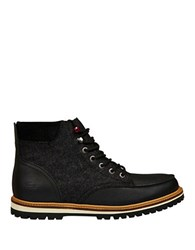 Lacoste Montbard Boots Black