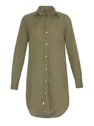 Frank And Eileen Mary Lightweight Cotton Shirtdress
