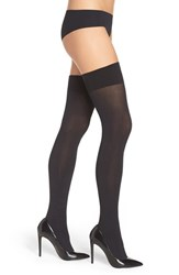 Pretty Polly Women's Opaque Stay Up Stocking