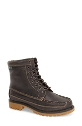 Eastland 'Charlie' Lace Up Lug Boot Women Black