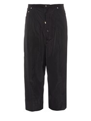 Craig Green Workwear Wide Leg Cropped Trousers