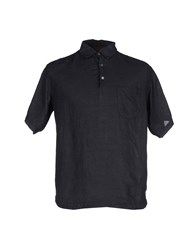Barena Shirts Shirts Men Dark Blue