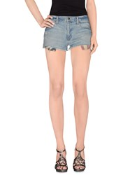 Denim And Supply Ralph Lauren Denim Denim Shorts Women Blue
