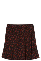 A.L.C. Parks Printed Skirt Multi