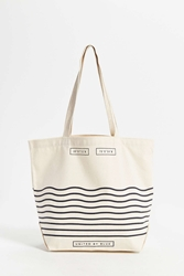 United By Blue Day Tote Bag White