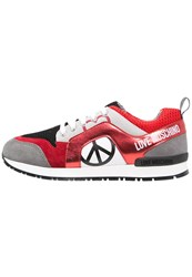 Love Moschino Trainers Red
