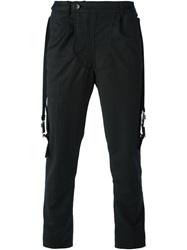 Hood By Air Buckled Strap Trousers
