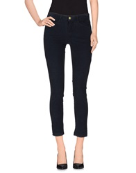 Manoush Casual Pants Dark Blue
