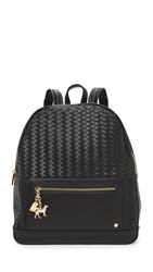 Deux Lux Mulberry Backpack Black