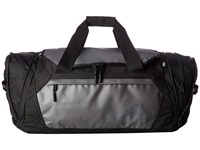 The North Face Landfall Expandable Duffel Graphite Grey Zinc Grey Duffel Bags Gray