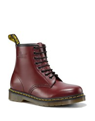 Dr. Martens 1460 Leather Ankle Boots Cherry Red