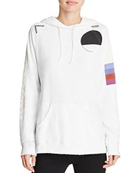 Free City Invite Graphic Hoodie Gesso
