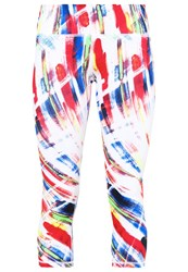 Gap Tights Painted Wash Multicoloured