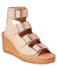 Kelsi Dagger Brooklyn Islands Wedge Sandals Women's Shoes Natural