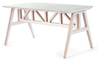Context Furniture Truss A Frame Table