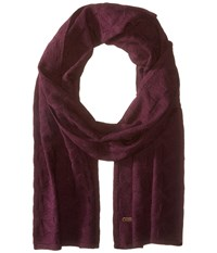 Ted Baker Elscarf Purple Scarves