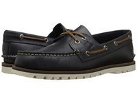 Sperry A O Mini Lug Navy Men's Lace Up Casual Shoes