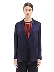New Season Lanvin Womens Relaxed Jacket Top