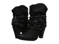 Not Rated Swanky Black Women's Pull On Boots