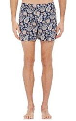 Sleepy Jones Men's Paisley Jasper Boxers Multi