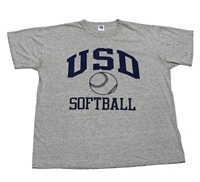 Vintage 90S Russell Athletic Usd Softball By Vintagemensgoods