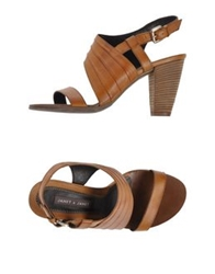 Janet And Janet Sandals Brown