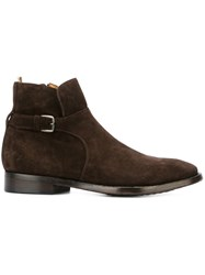 Officine Creative 'Princeton' Boots Brown
