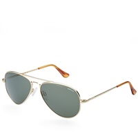 Randolph Engineering Concorde Sunglasses 23K Gold Plated And Agx