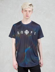 Dope Receding Scoop T Shirt