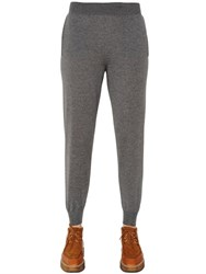 Stella Mccartney Wool Knit Jogging Pants