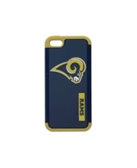Forever Collectibles St. Louis Rams Iphone 5 Dual Hybrid Case Team Color