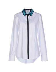 Viktor And Rolf Shirts Shirts Women White