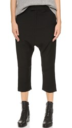 Superfine Merge Pants Black