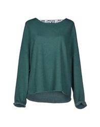 Cycle Sweatshirts Green