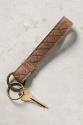 Anthropologie Sara Keychain Taupe