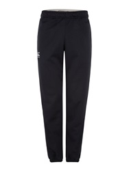 Canterbury Of New Zealand Thermoreg Straight Leg Casual Tracksuit Bottoms Black