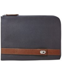 Fossil Men's Zip Portfolio