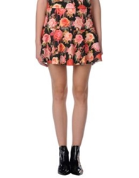 George J. Love Mini Skirts Black