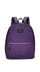 State Kent Backpack Purple